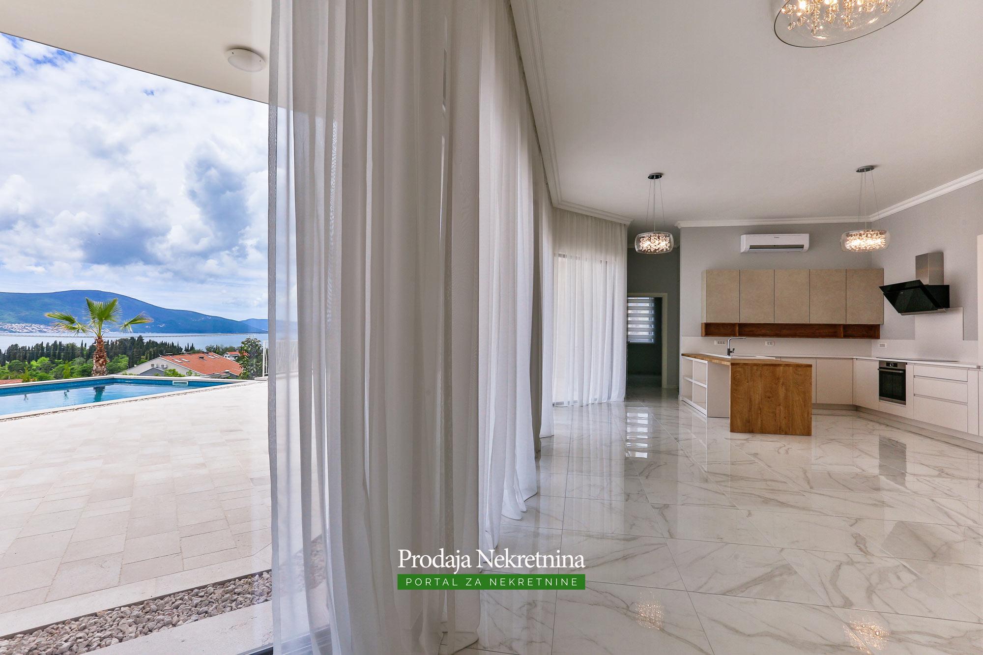 Dvosobni stan na poluostrvu Luštica | Prodaja nekretnina