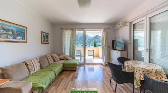 One bedroom apartment for sale in Herceg Novi