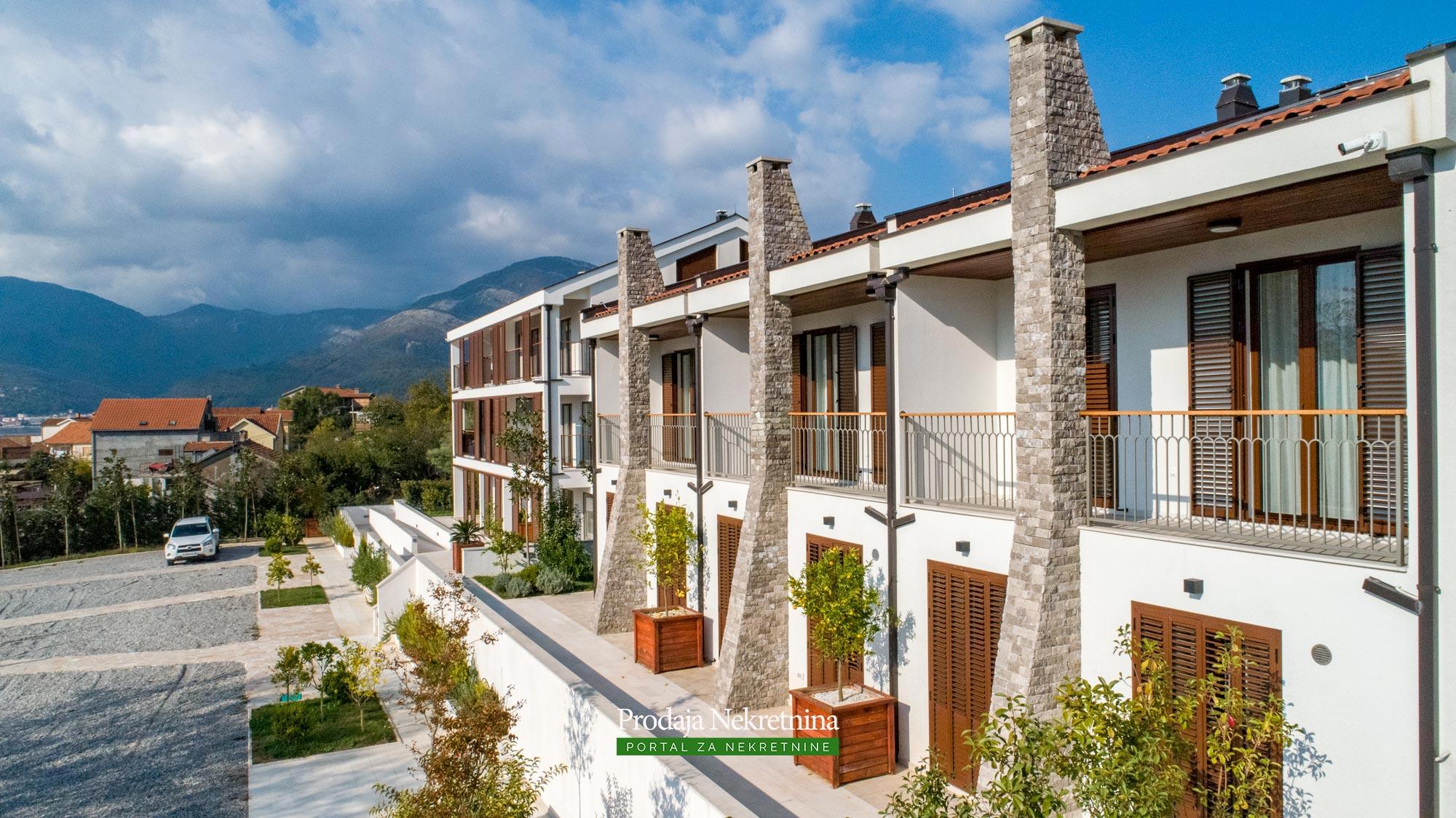 Stan u Tivtu na trgu Magnolija | Prodaja nekretnina Crna Gora