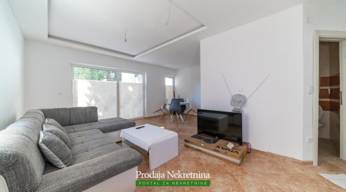 Two bedroom condo for sale in Tivat