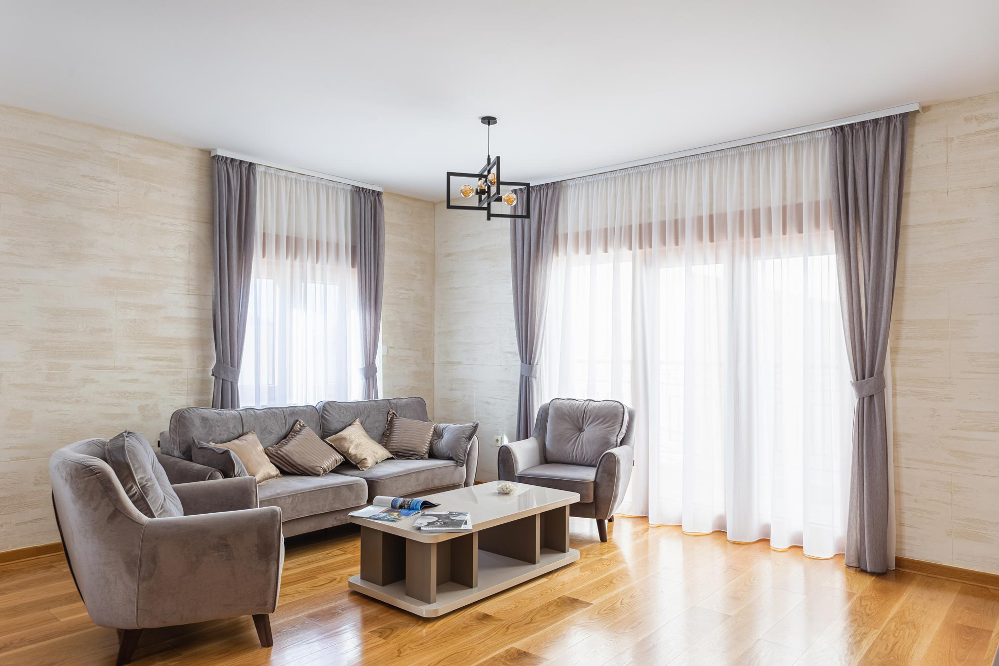 completely furnished onebedroom apartment near budva