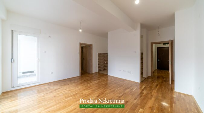 New apartment for sale in Podgorica