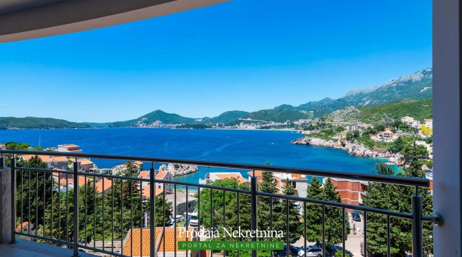 Condo for sale in Budva Riviera