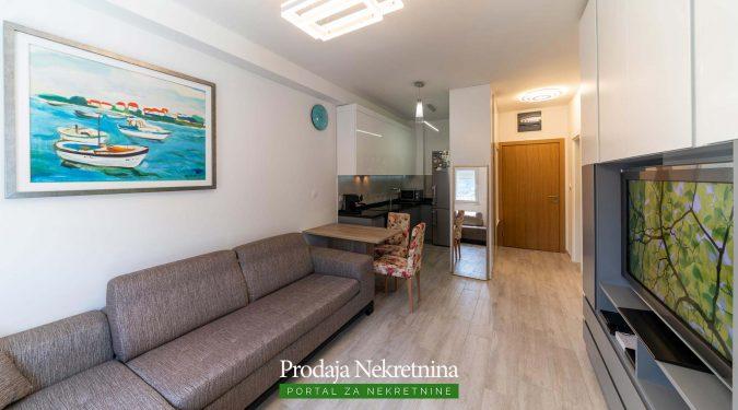 Prodaje se jednosoban stan u Budvi