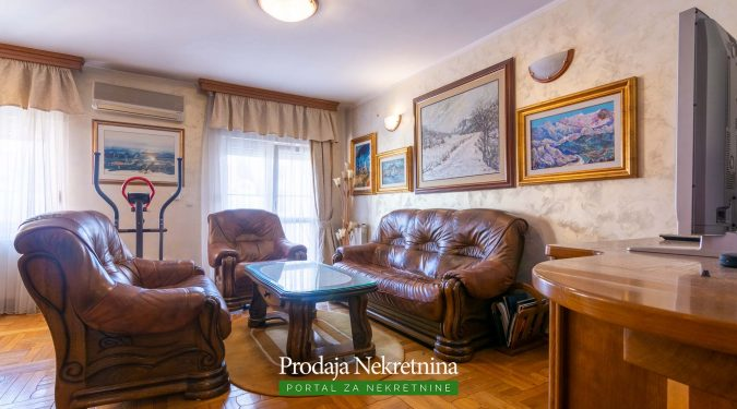 Prodaje se stan kod Ljubovica