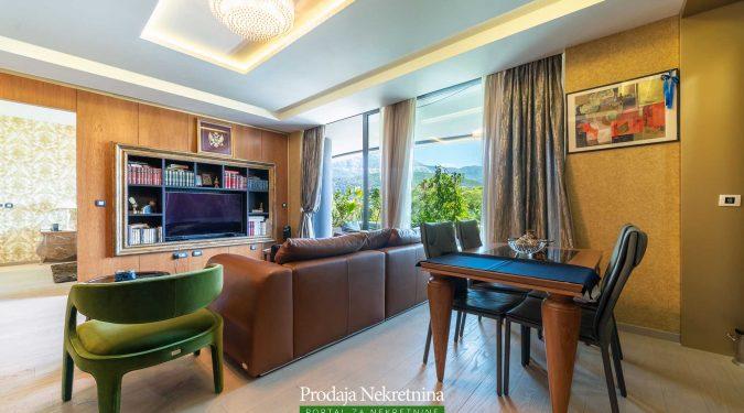 Luksuzne nekretnine Budva