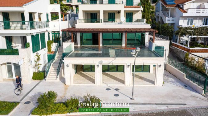 Commercial space for sale in Herceg Novi