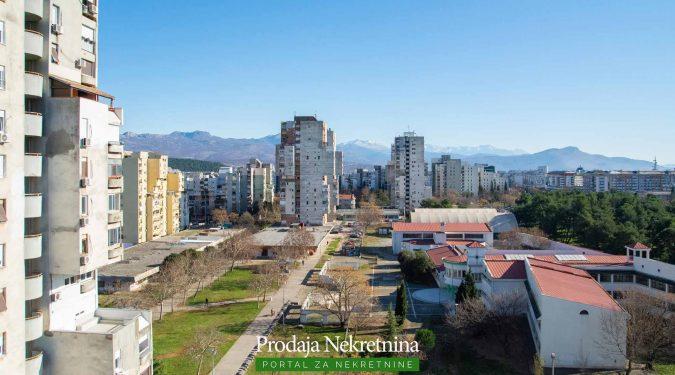 Nekretnine Blok 5 Podgorica