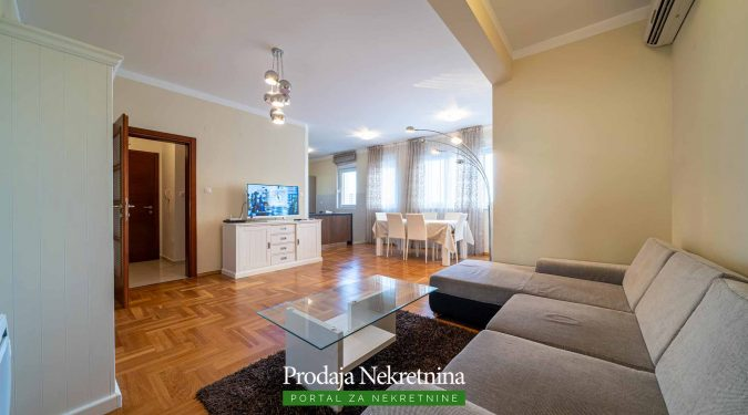 Two bedroom apartment for sale in Bar