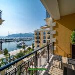 Luksuzni dvosobni stan u Porto Montenegro
