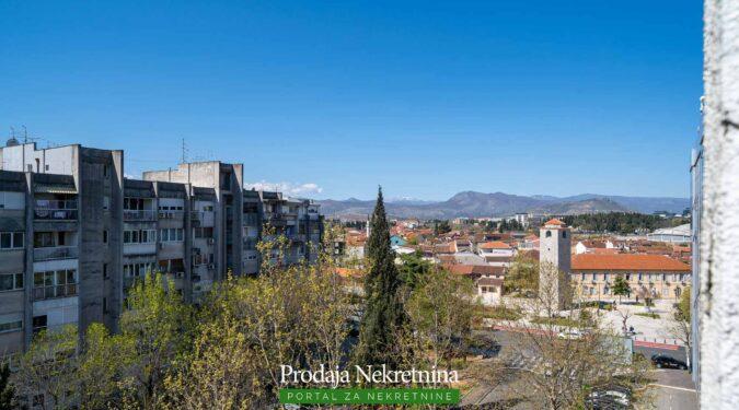 Prodaja nekretnina u centru Podgorice