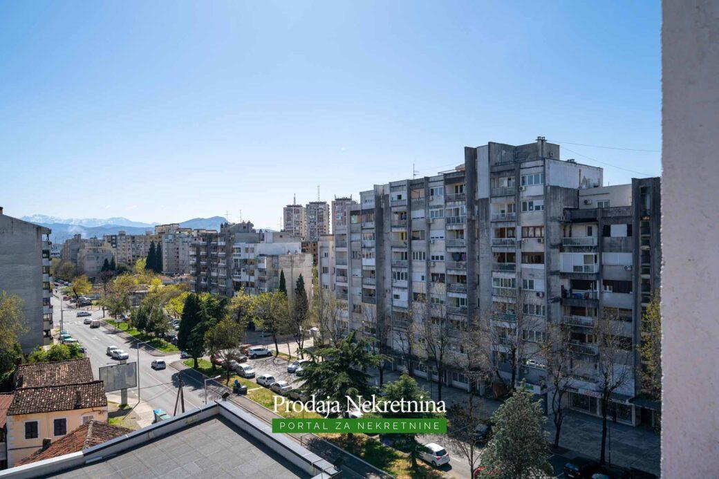 Prodaje se stan u blizini centra Podgorice