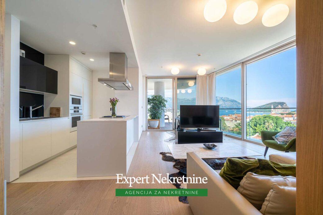 Prodaja luksuznih nekretnina Budva