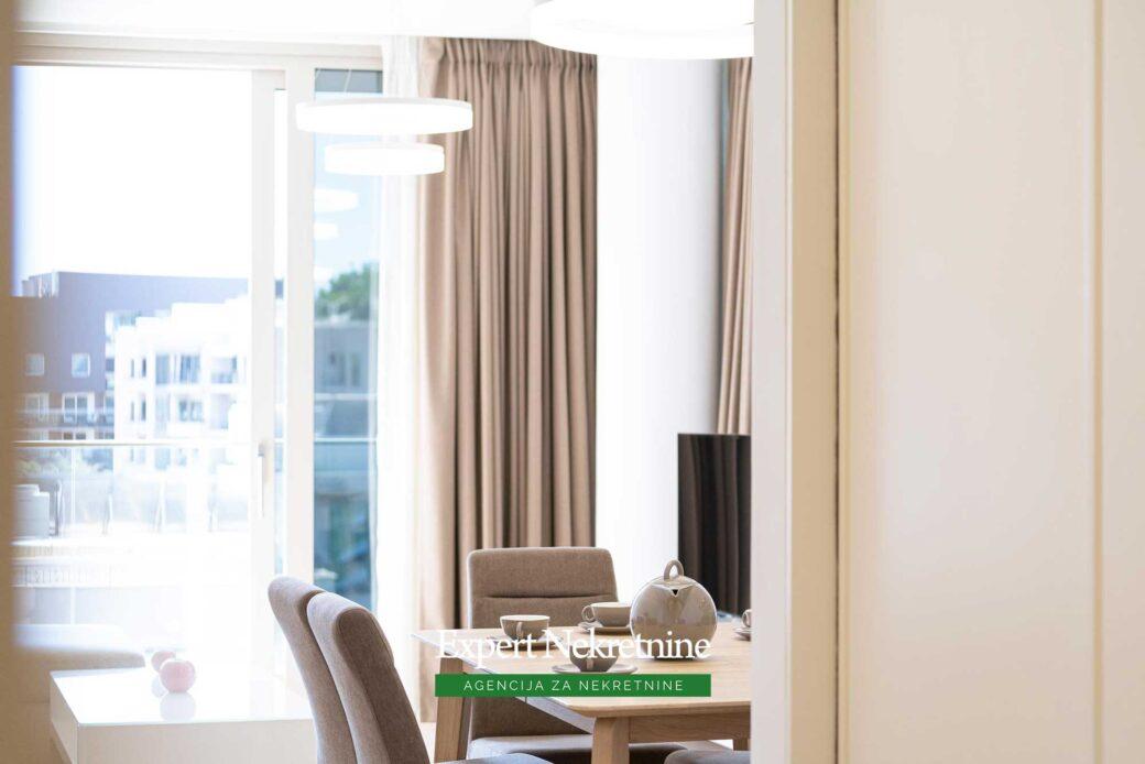 Luksuzni apartman kod starog grada Budva