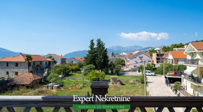 Two bedroom apartment for sale in Tivat
